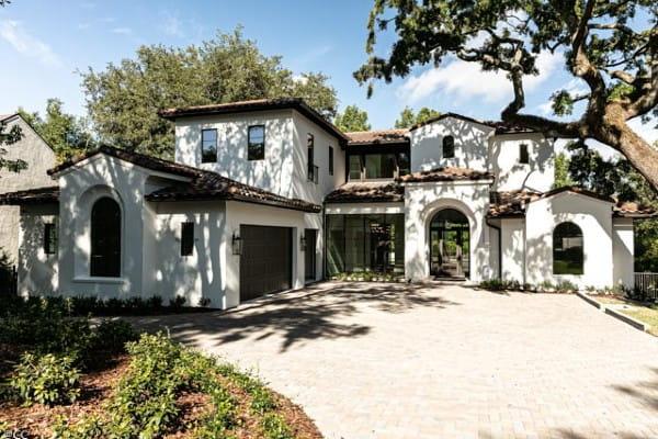 Modern Spanish Home Builder Orlando FL